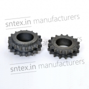 Gear for Chain Tesoner 16 & 17 Teeth (Solid) (Made from one piece)